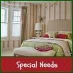 Decorating Bedrooms For Special Needs Kids
