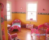 Kids bedroom themes for Dora themed bedroom designs