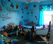 under the sea decor, boys room, tropical theme bedrooms, under the sea theme, Bella Seven, boys bedrooms ideas, bedroom decor ideas, boys bedrooms, kids rooms, decorating boys bedrooms,  childrens rooms, under the sea decorations