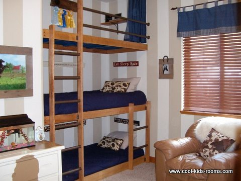 <br>siblings sharing bedroom, Tammy Robillard, bedroom decorating ideas for boys, window treatments, bedrooms, bedroom decor ideas, kids rooms, children's rooms, decorating kids rooms, boys bedroom décor, boys rooms bunk bed, build in furniture