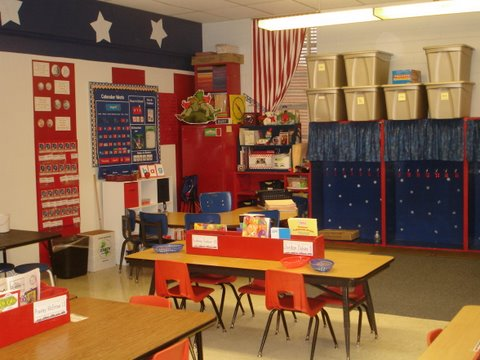 Classroom decorating ideas by Heather Ogden