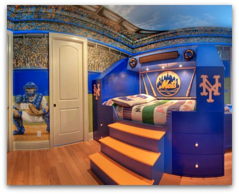 Fantastic bedroom decorating ideas and designs by jason for Cool kids rooms decorating ideas