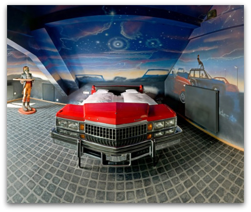 AutoKino Themed Bedroom
