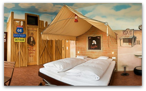 Outdoor Themed Bedroom Ideas | New House Designs