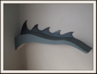 Tail of the Dragon bookshelf