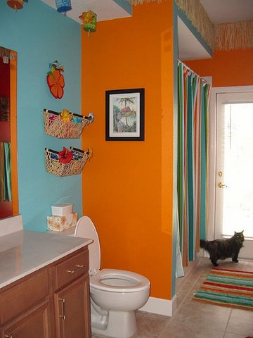 Bathrooms Themes Kids Decorating
