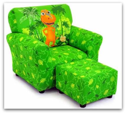 Dinosaur Train Club Chair
