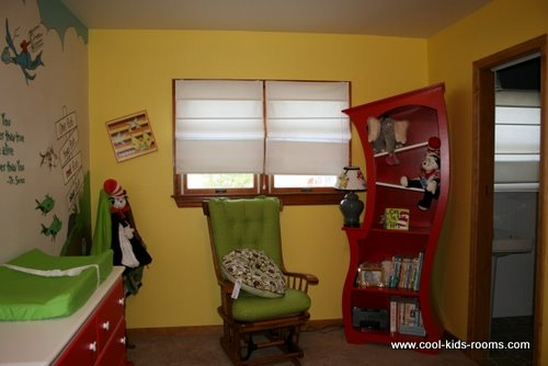 dr seuss nursery, dr seuss bedding, dr seuss furniture, dr seuss,nursery decorating ideas, baby room ideas, decorating a nursery, baby nursery themes