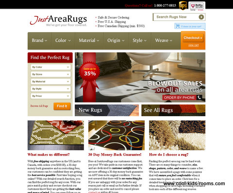 Just Area Rugs