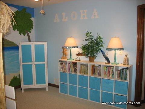 Tropical Theme Decorating Hannah 39 S Hut