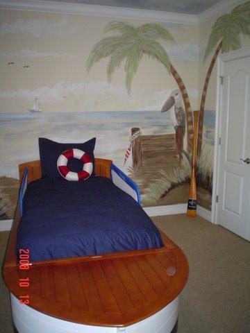 painting wall murals, wall murals, boys room