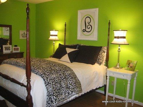 Modern Vintage Girl39s Bedroom