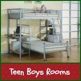 Bedroom Decor Ideas For Teen Boys