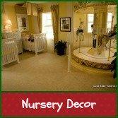 10 Nursery Decorating Ideas