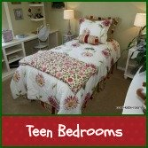 Decorating Ideas for Teen Rooms