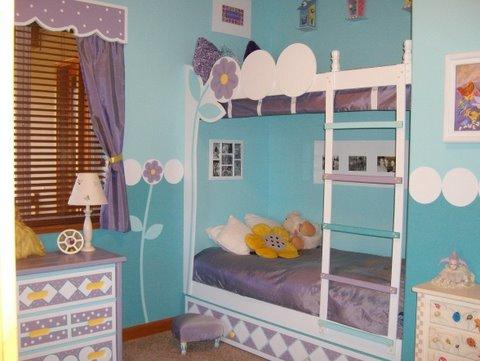 Siblings Sharing Bedroom