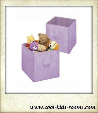 Storage cubes, Closet organization systems