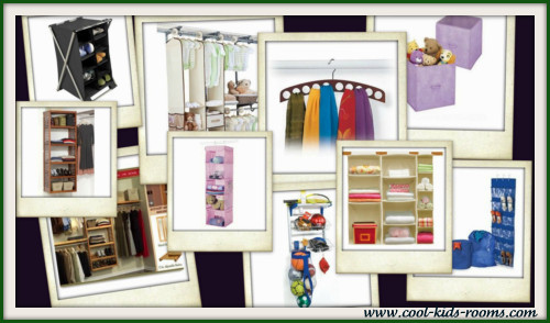 Closet organization systems, closet organizers