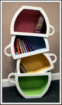 Picture of Stacked Teacups