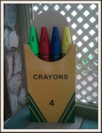 Picture of Crayon Coin Bank Pack