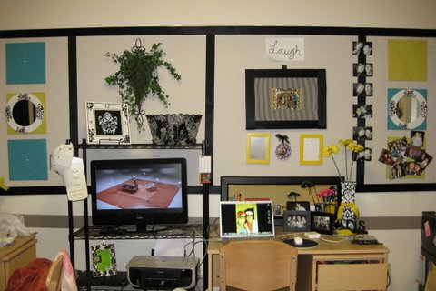wall decor, ideas for decorating dorm rooms
