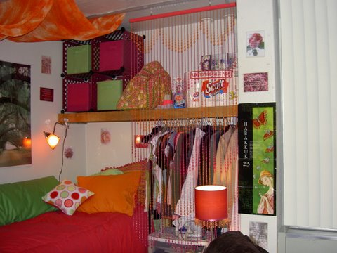 picture of dorm room