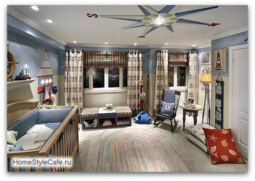 nautical decorating ideas, nautical wall decor, nautical window decor